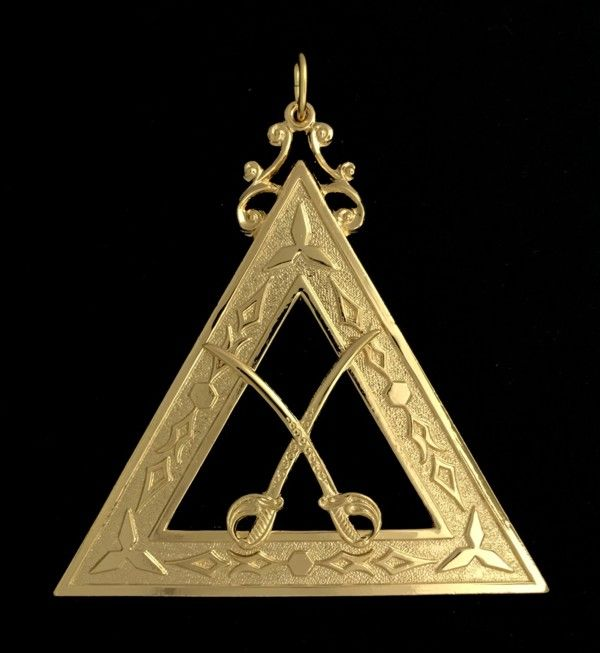 Royal Arch Captain Collar Jewel