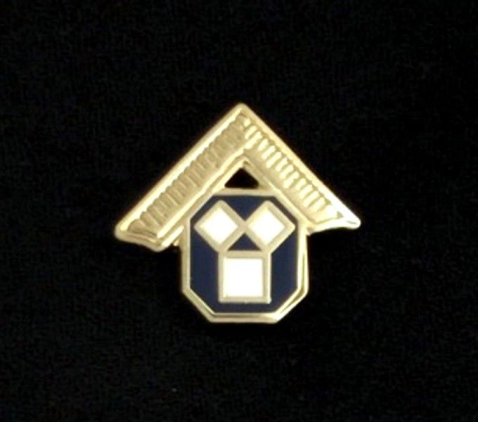 Pennsylvania Past Master Lapel Pin