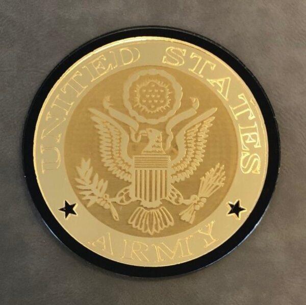 US Army Casket Emblem
