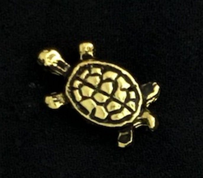Order of Turtles 3-D Lapel Pin