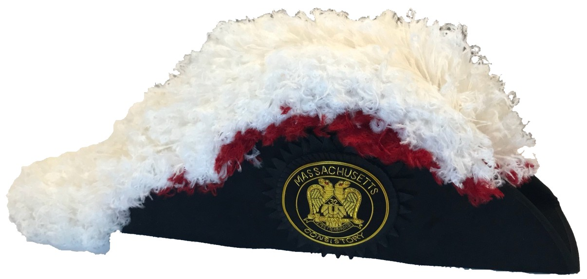 Scottish Rite Chapeau - Model 200