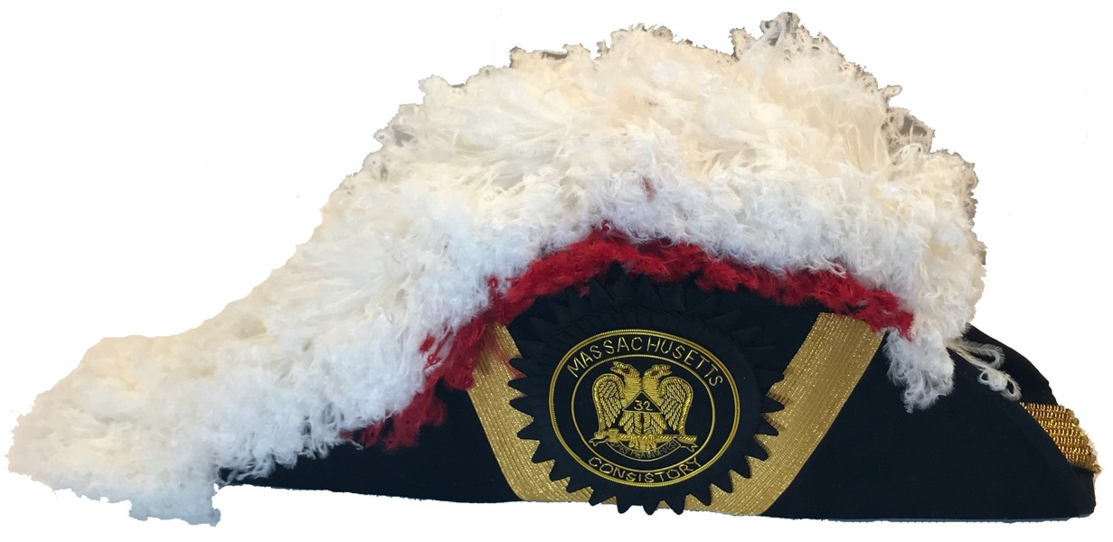 Scottish Rite Chapeau - Model 400