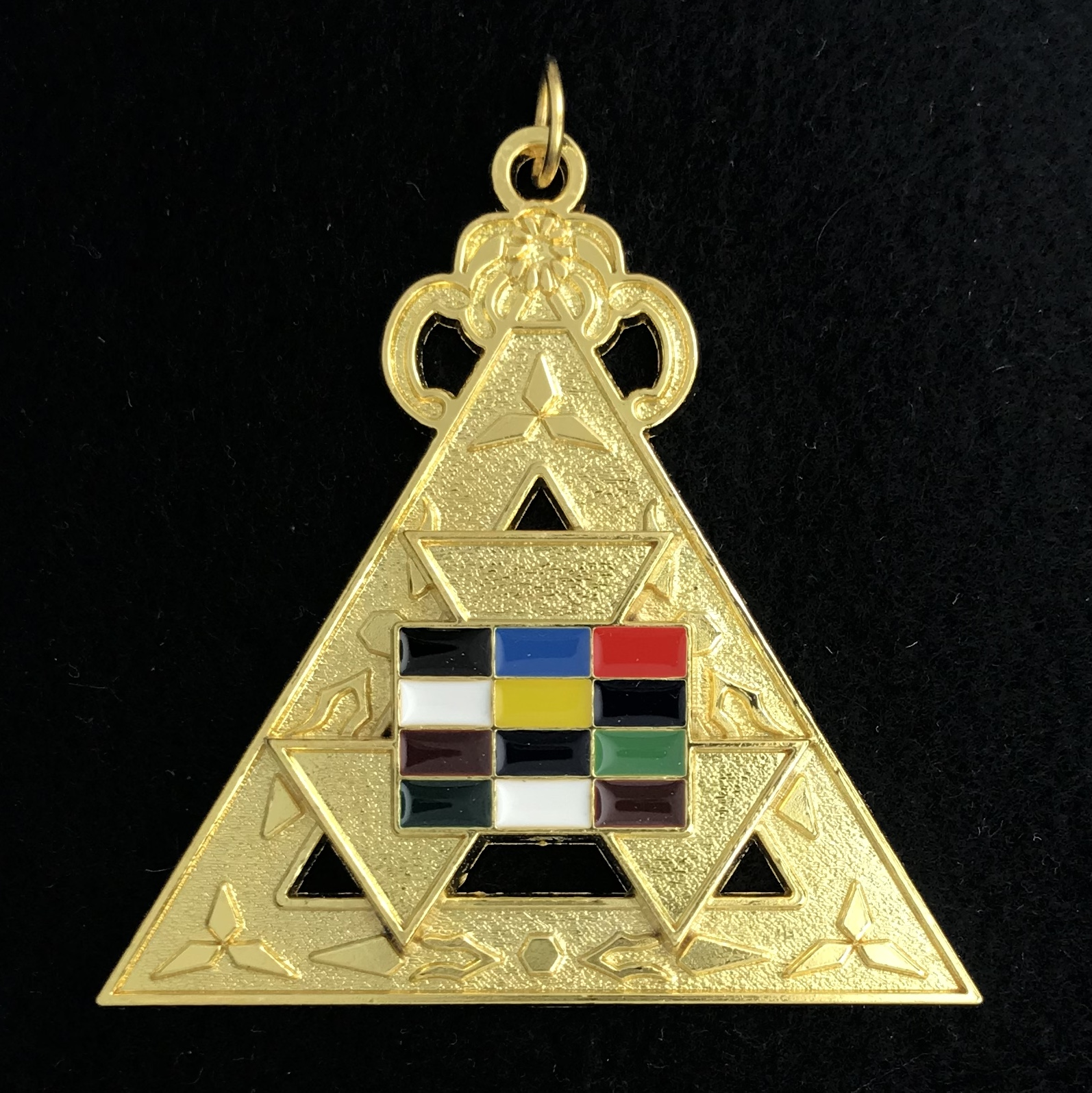 Past High Priest Collar Jewel - Style 1