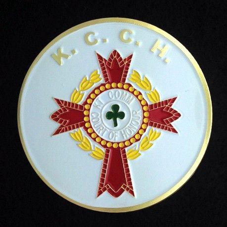Scottish Rite KCCH Auto Emblem New
