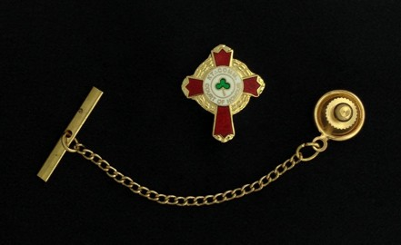 Scottish Rite KCCH Tie Tack New