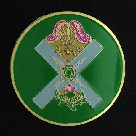 Knights of St. Andrew Auto Emblem New For Sale