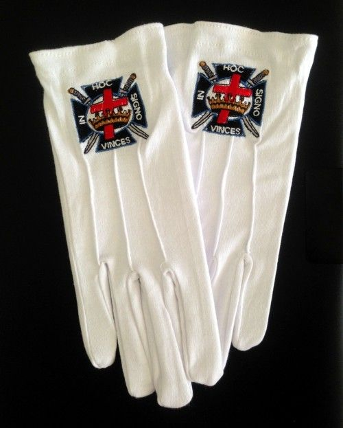 Knight Templar Gloves New For Sale