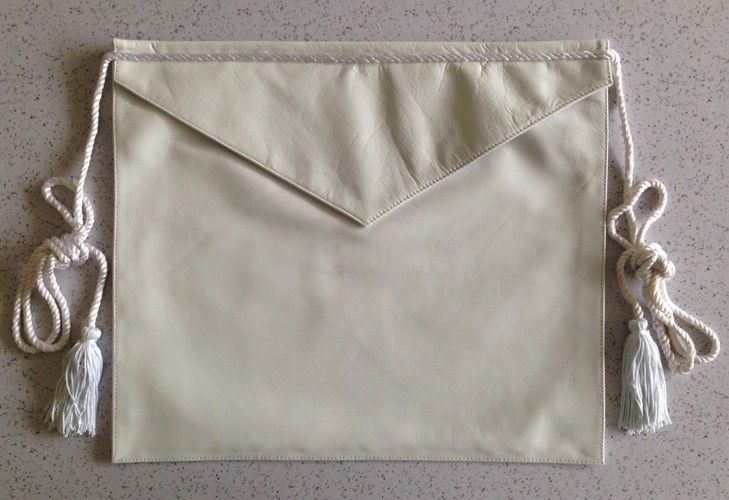 Presentation Apron - Genuine Leather (1)