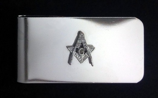 Money Clip - Masonic