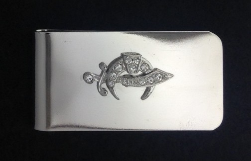 Shriner Money Clip