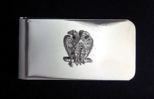 Money Clip - Scottish Rite