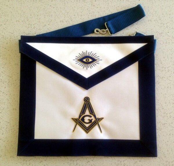 Masonic Master Mason Apron New For Sale