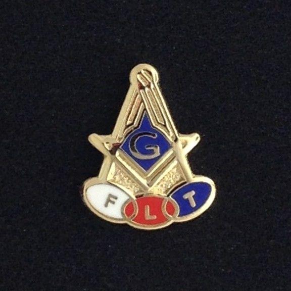 Masonic Odd Fellow Lapel Pin New