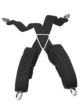 Adjustable Suspenders Black New For Sale