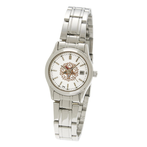 Order of the Eastern Star Watch Silver New