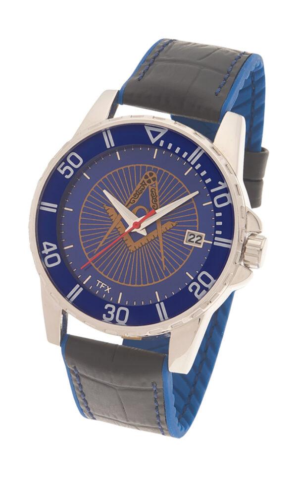 Masonic Blue Lodge Watch New Fratline