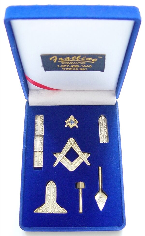 Masonic Miniature Working Tool Set New Fratline