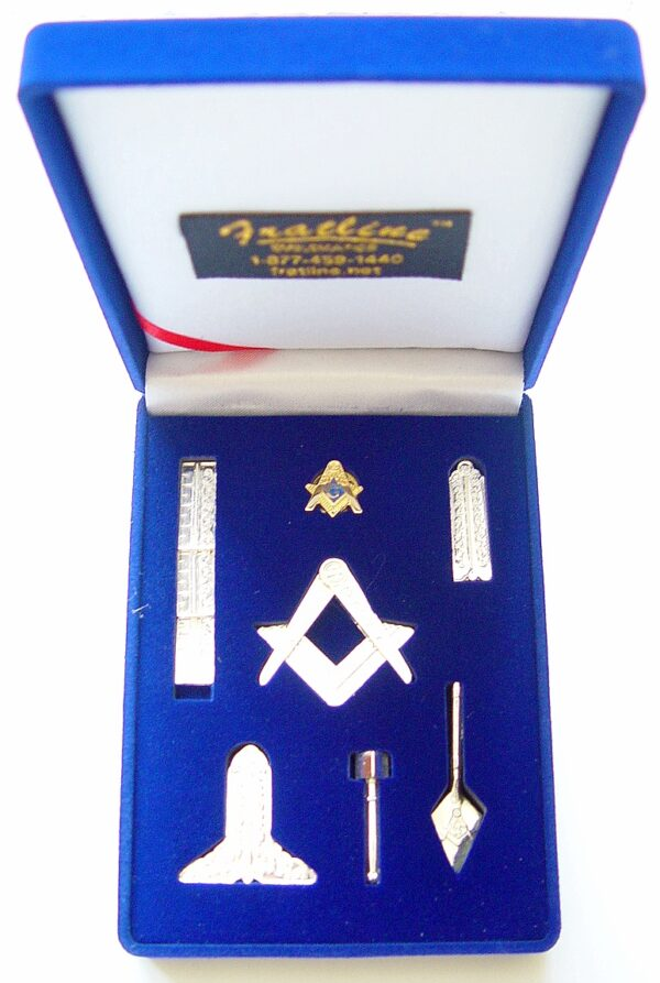 Masonic Miniature Working Tool Set New Fratline