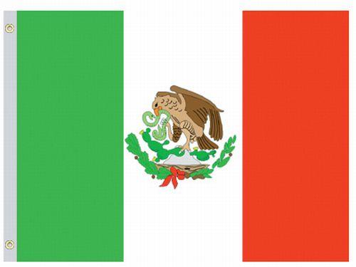Mexico Flag Outdoor