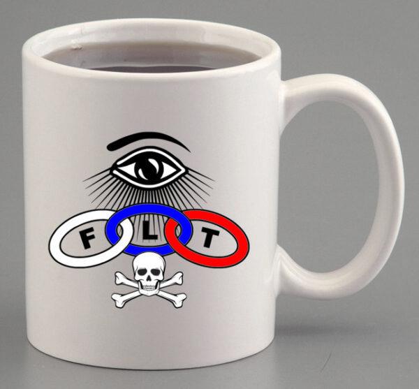Odd Fellows Ceramic Coffee Mug new