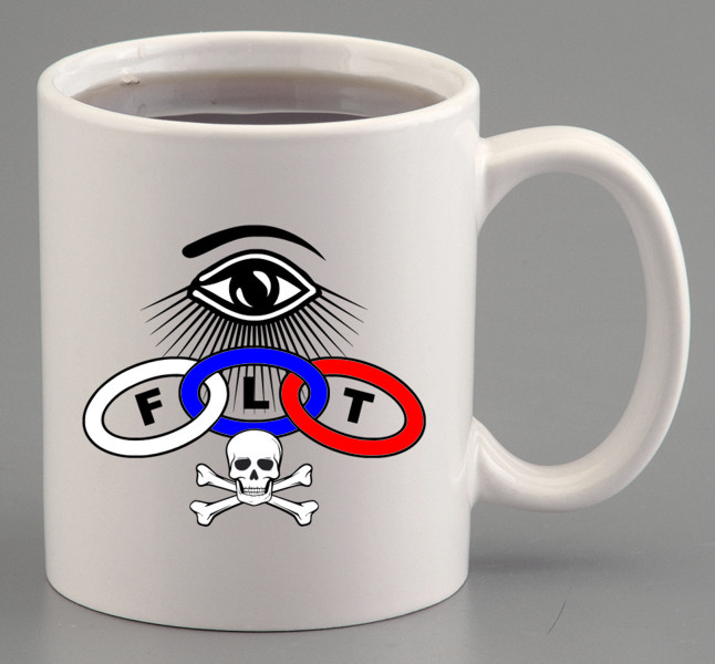 Odd Fellows Ceramic Mug (2)
