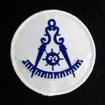 Past Master Embroidered Patch New For Sale