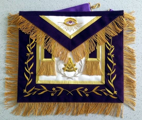 Past Master Apron (PM30)