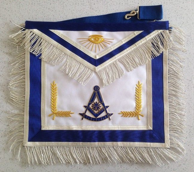 Past Master Apron (PM31)