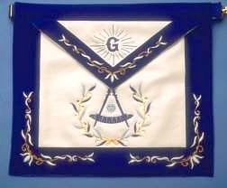 Past Master Apron (PM33)