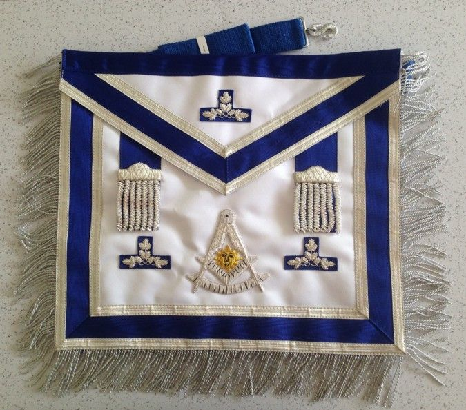 Past Master Apron (PM35)