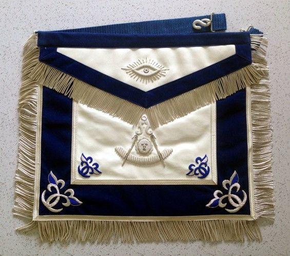 Past Master Apron (PM400V)