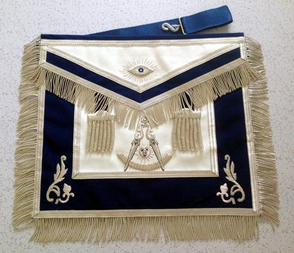Past Master Apron (PM500V)