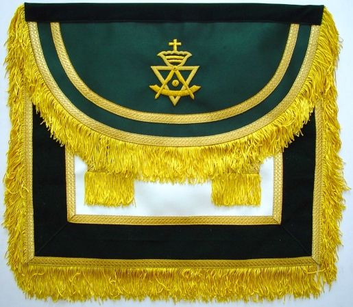 Allied Masonic Degrees Past Sovereign Master Apron