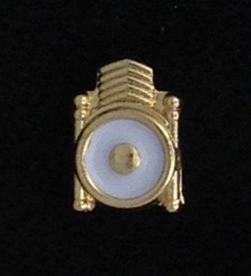 Masonic Point Within Circle Lapel Pin New