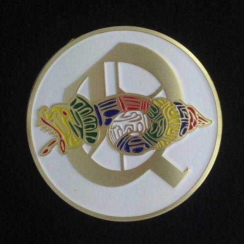 Order of Quetzalcoatl Auto Emblem