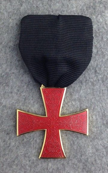 Order of the Red Cross Jewel - Single