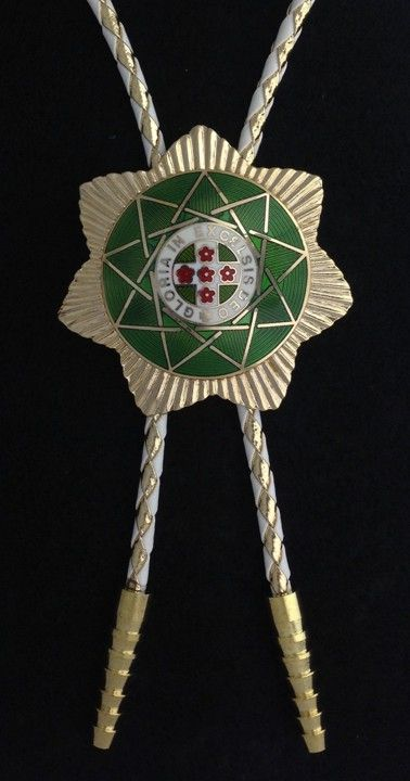Royal Order of Scotland Bolo Tie New For Sale