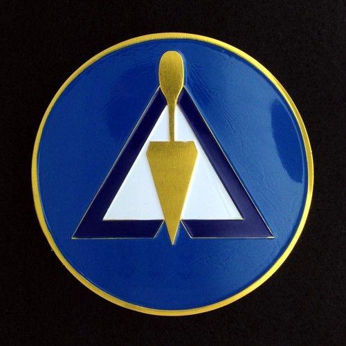 Royal Select Master Auto Emblem New