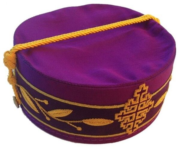 Scottish Rite Sovereign Grand Commander Cap Crown New