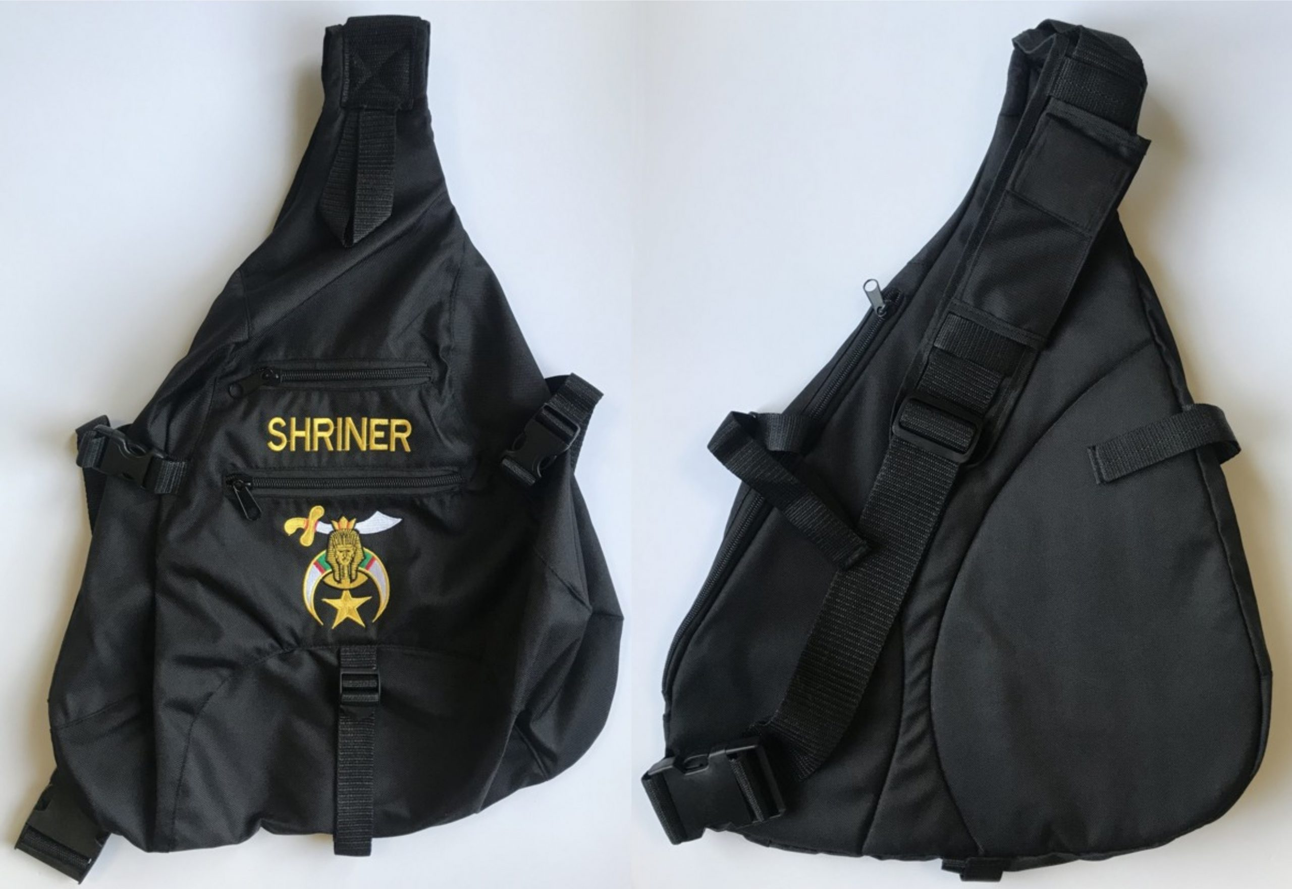 Shriner Shoulder Sling Backpack