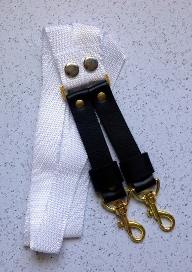 Adjustable Sword Sling Gold New