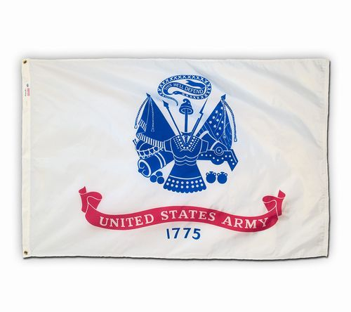 U.S. Army Nylon Keepsake Flag - 3' x 5'