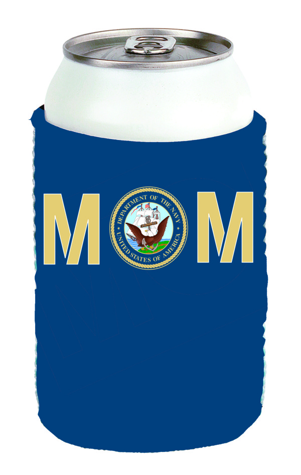 US Navy Mom Can Cooler New