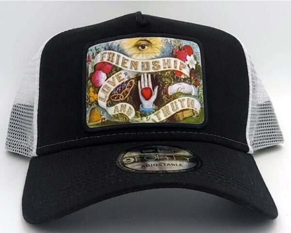 Odd Fellows Cap Hat New