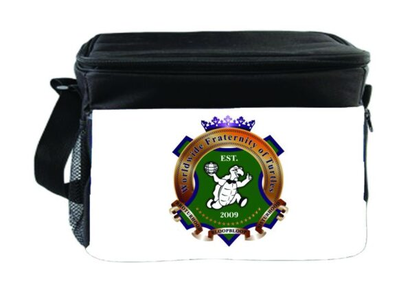 Worldwide Fraternity of Turtles Cooler New