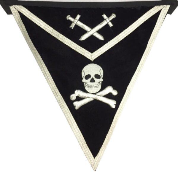 Masonic Knights Templar Apron